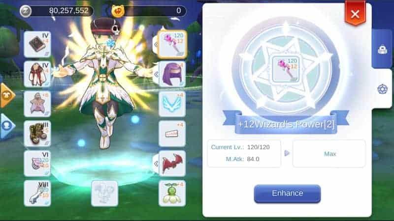 How to enhance equips in Ragnarok Mobile.