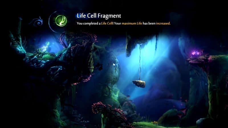 Life Cell Fragment in Howl's Den