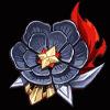 Bloodstained Flower of Iron - Flower Piece
