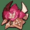 Gladiator's Nostalgia flower artifact icon.
