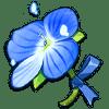 Heart of Comradeship flower artifact icon.