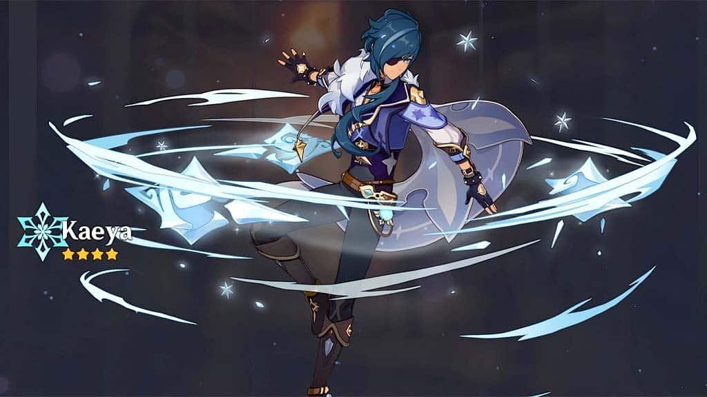 Kaeya Genshin Impact Featured Image