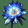 Snowswept Memory flower artifact icon.