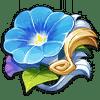 Troupe's Dawnlight flower artifact icon.